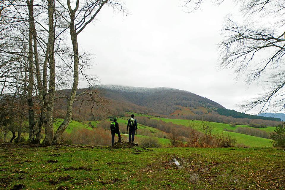 GR11. ETAPA5. BURGUETE-VILLANUEVA